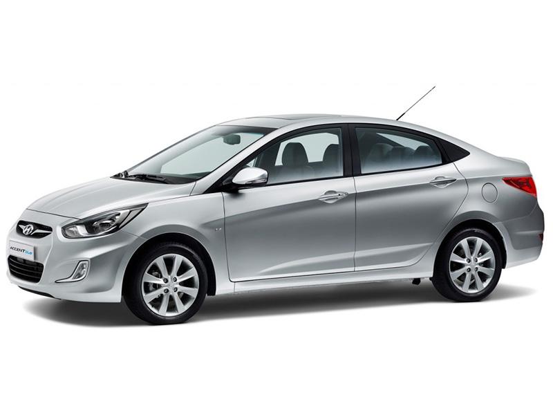 Hyundai Accent Blue Otomatik Dizel