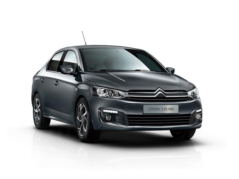 Citroën C-Elysée Manuel Dizel